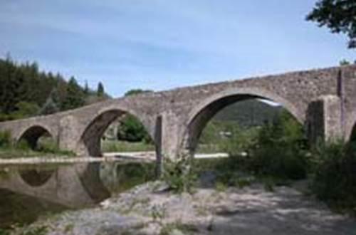 Mialet - Pont des Camisards ©