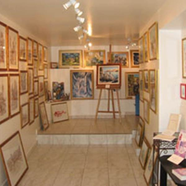 ATELIER D'ARTISTES SANGUINES- Collioure