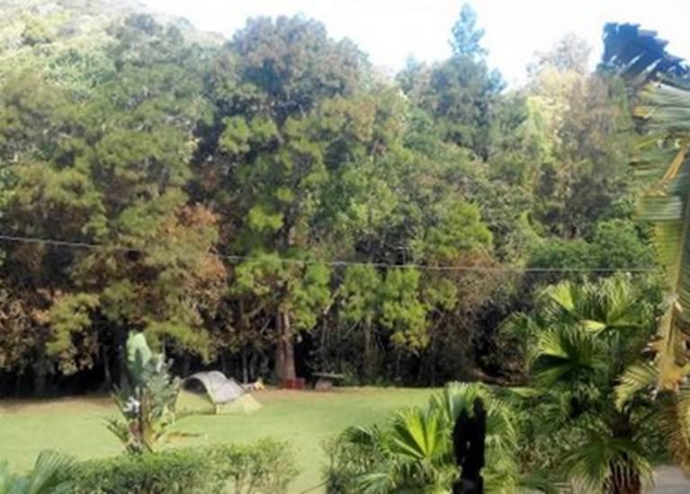 Camping Refuge de Farino