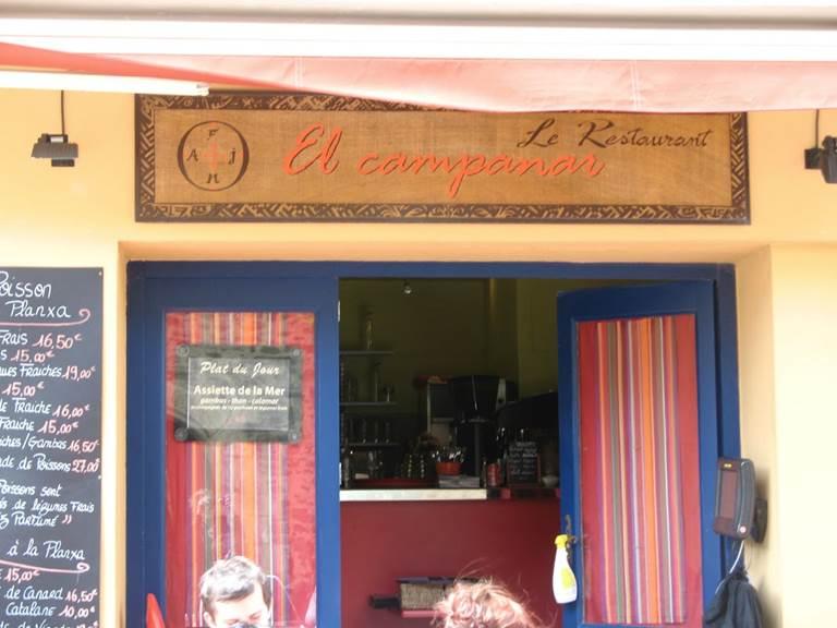 Restaurant EL CAMPANAR
