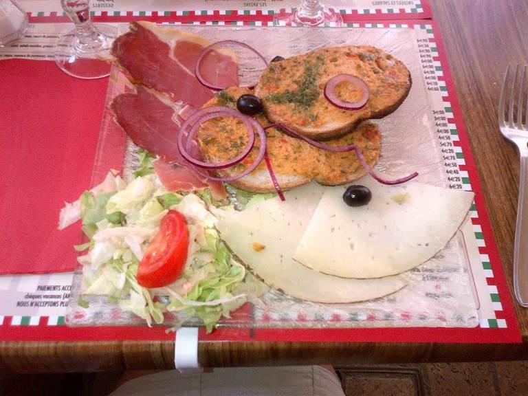 Restaurant SALTIMBOCCA